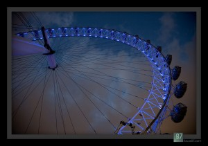 London Eye | Photography by Focus97