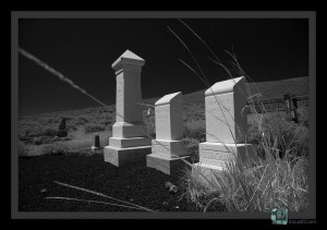 Bodie Cemetary