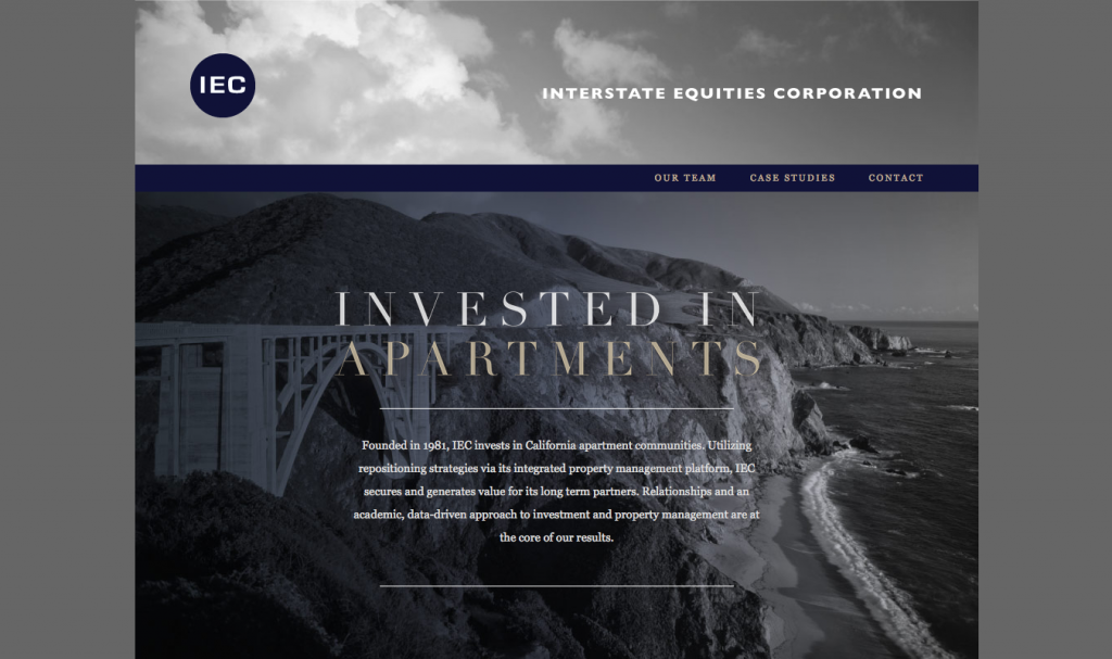 Interstate Equities Corporation
